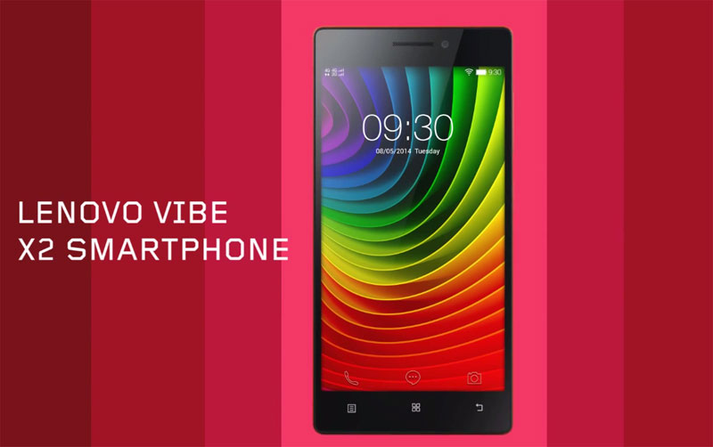 Lenovo Vibe X2 with octa-core processor and unique 'multi-layered' design launching in India on November 6