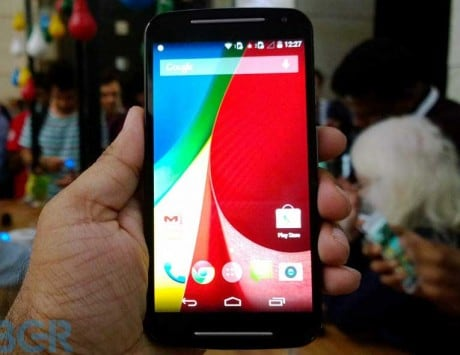 Motorola Moto G (second-gen) could soon get the Android 5.0 Lollipop update