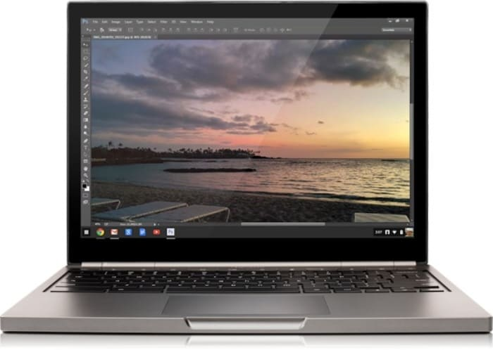 Adobe brings 'streaming' Photoshop to Chrome OS, runs over a