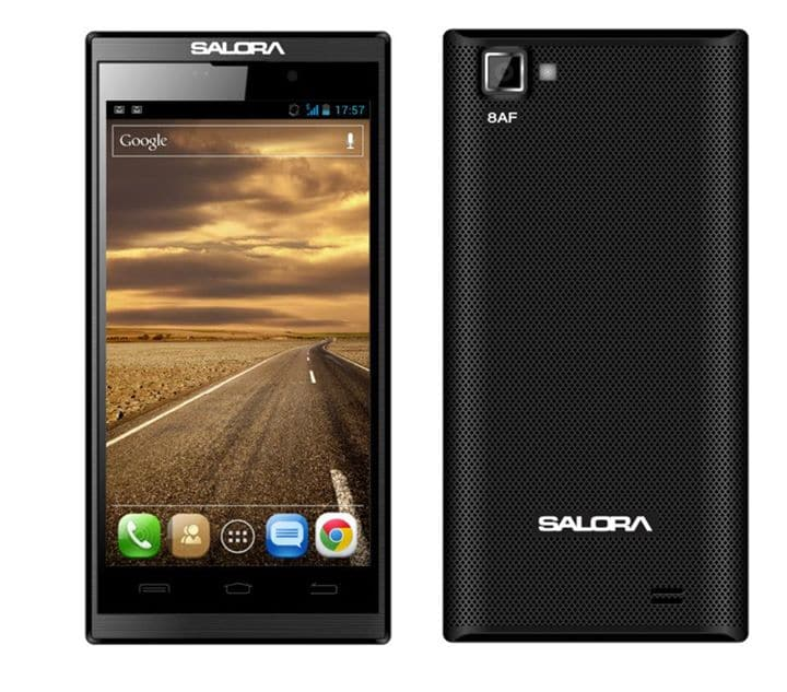 Salora plans to start smartphone production in a year