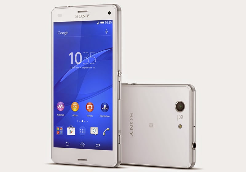 Sony Xperia Z3 Compact price, specifications and features ...