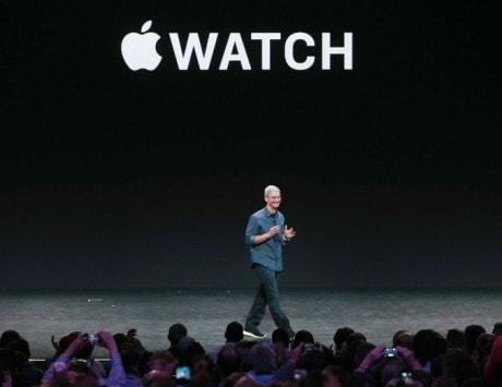 Tim Cook says Apple's new watch will be 'first smartwatch that matters'