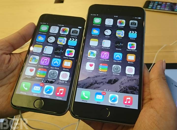 Apple iPhone 6, iPhone 6 Plus prices slashed by Rs 5,500 on e