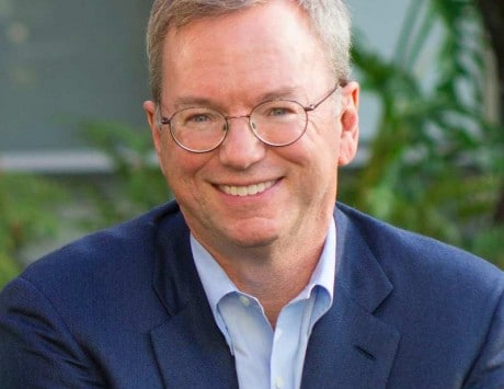 Amazon is Google's biggest search competitor: Eric Schmidt
