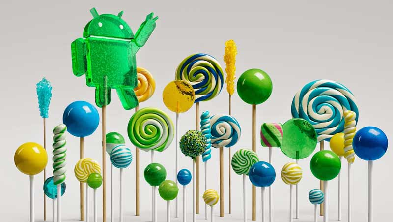 Android 5.0 Lollipop update rolling out for Nexus devices today