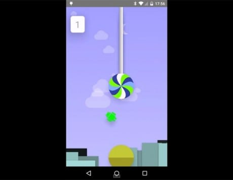 Google clones Flappy Bird for its Android 5.0 Lollipop Easter egg [video]