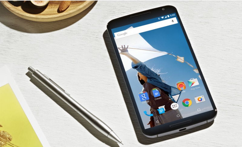 new arrival 6ad85 57e34 Motorola Nexus 6 32GB variant now available on Flipkart for Rs ...
