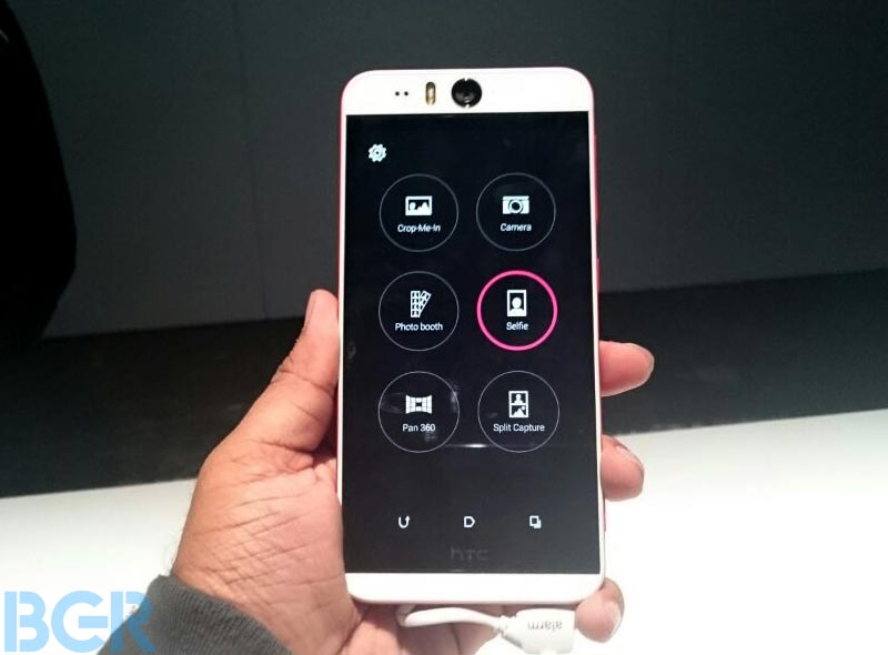 HTC Desire EYE could be priced at Rs 35,990 in India, launch imminent