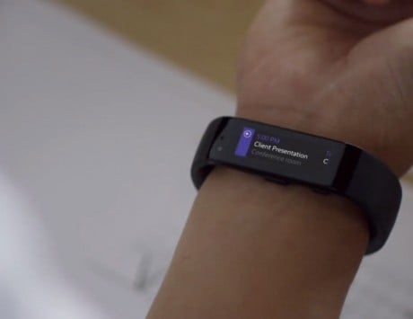 Microsoft Band is a $199 fitness tracker compatible with Windows Phone, Android and iOS devices