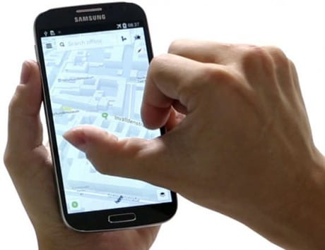 Nokia's HERE Maps is now available for Samsung Galaxy devices