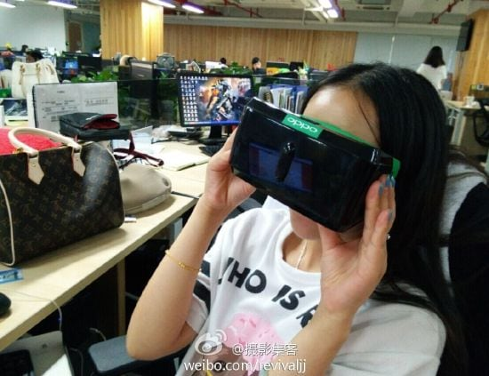 Oppo VR headset could launch alongside N3 on October 29: Report