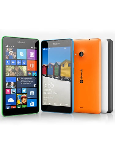 Microsoft Lumia 535 Design