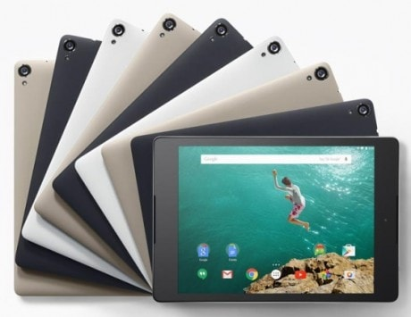 Google Nexus 9 on sale in India via Amazon India, priced at Rs 28,990