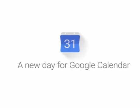 Google Calendar app gets major update with Material design, email integration and Assist feature