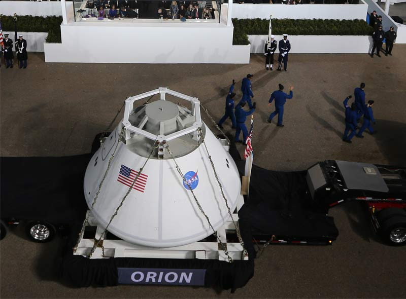 orion spacecraft - photo #33