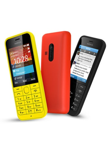 Nokia 220 Dual Sim Display
