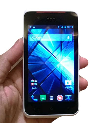 HTC Desire 210 Hands-on
