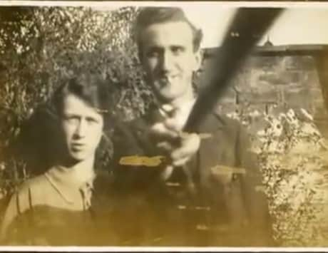 The first selfie stick was invented way back in the 1980s
