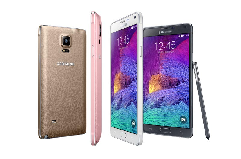 Samsung Galaxy Note 5 vs Samsung Galaxy Note 4: What's new