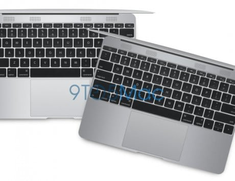 Apple's 12-inch MacBook Air renders reveal ultra-thin body, next-gen USB port and edge-to-edge keyboard