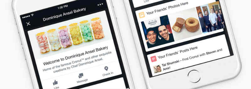 Facebook testing new 'Place Tips' app to compete with Foursquare and Yelp