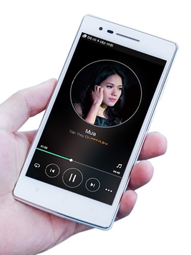 Oppo Mirror 3 Display
