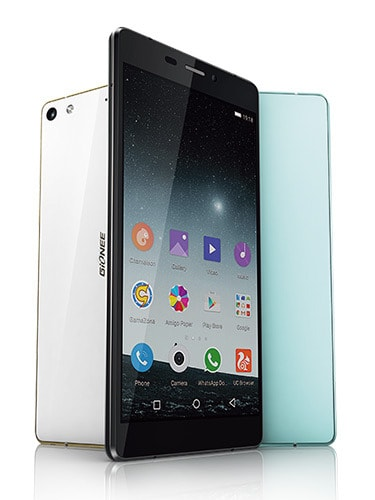 Gionee Elife S7 Colors