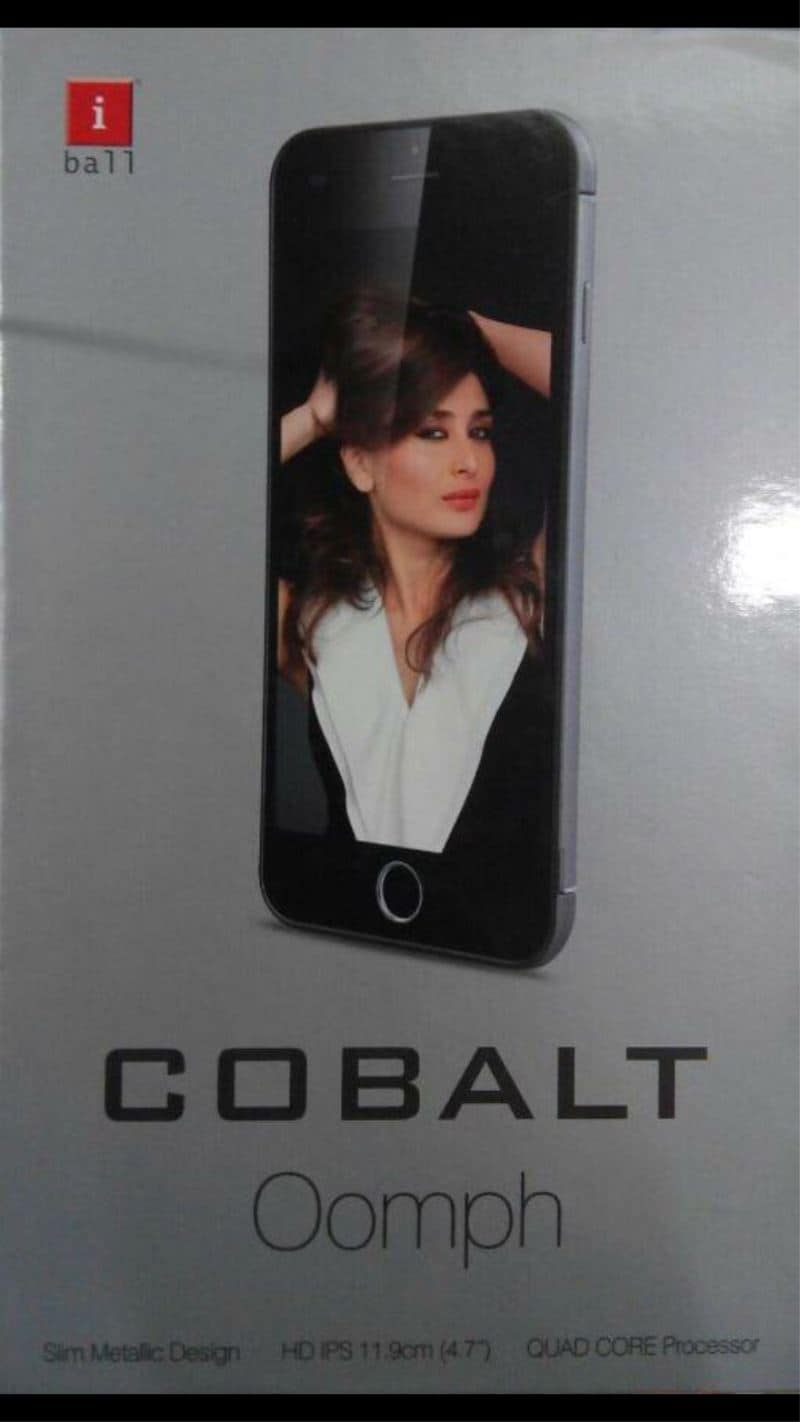 iBall Cobalt Oomph launched in India at Rs 7999, features HD display, quad-core processor, 8-megapixel camera: Specifications and features