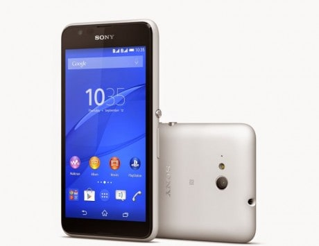 Sony Xperia E4 Dual vs Motorola Moto G (2014): Specifications, features compared