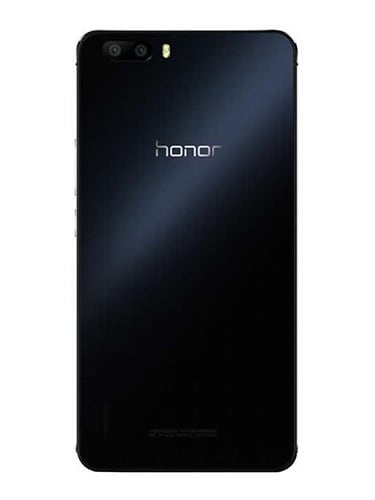 Honor 6 Plus Back