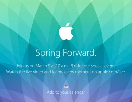 Apple 'Spring Forward' Event: Here's what to expect