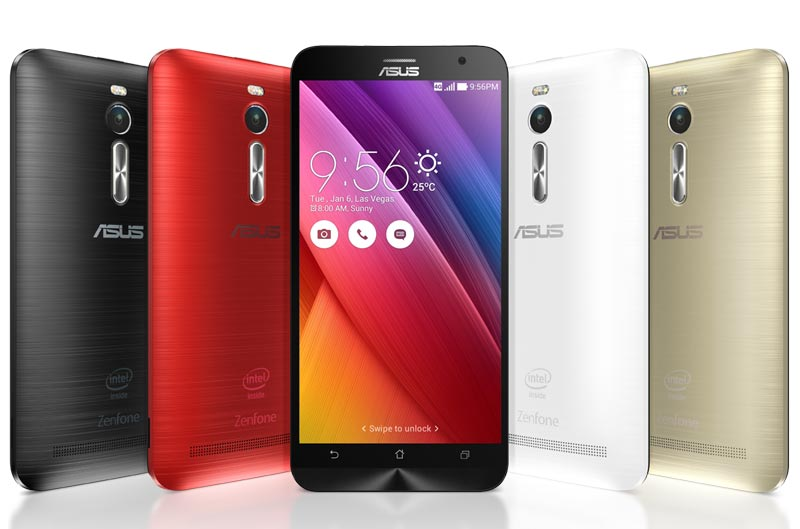 Asus Zenfone 2 firmware update rolling out, brings 100GB free Google