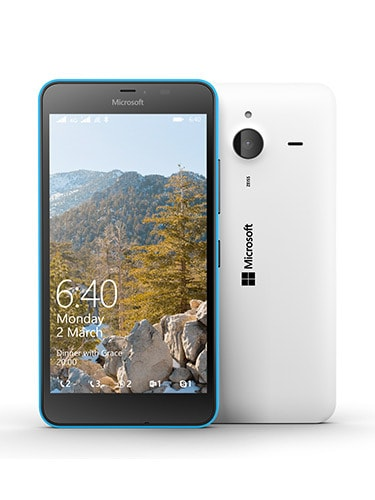 Microsoft Lumia 640XL Design