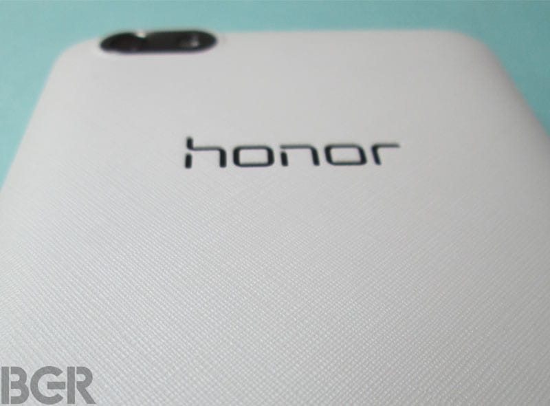 Next Honor smartphone to feature an interesting sliding camera