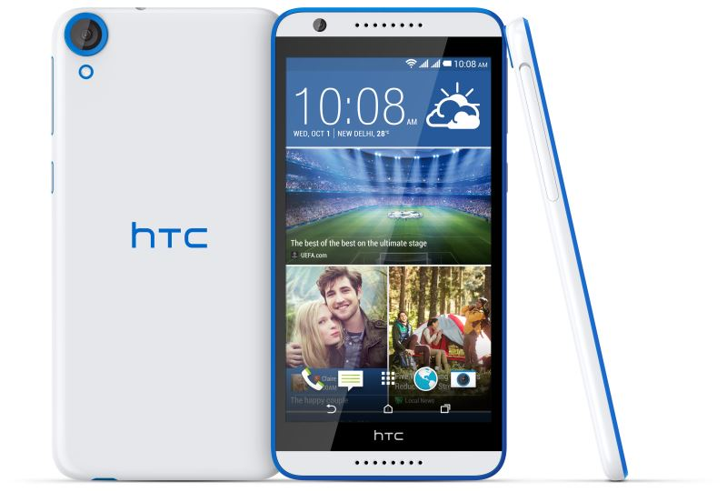 HTC Desire 820s launched in India at Rs 24,890, featuring HD display, 64-bit octa-core processor, LTE support