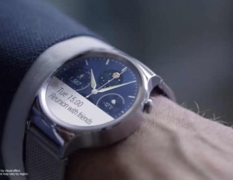 Huawei Watch launched at MWC 2015; features Android Wear and stunning design
