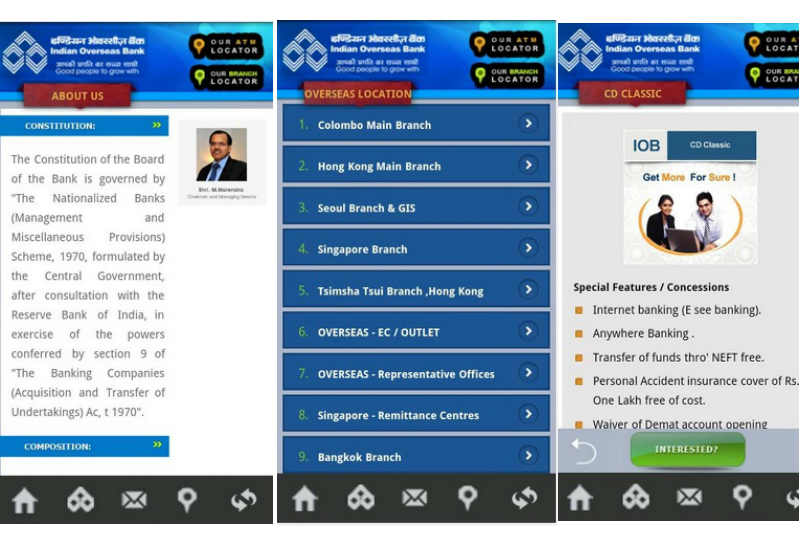Beware! Indian Overseas Bank Android app is vulnerable to hackers