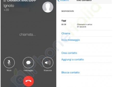 WhatsApp voice calling for iOS confirmed via hands-on video, leaked screenshots