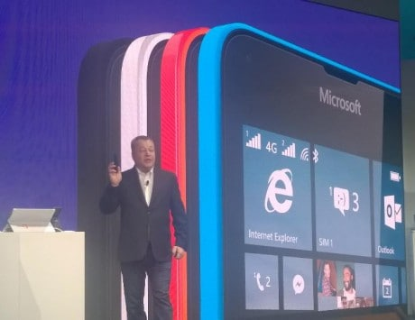 Microsoft Lumia 640 with 5-inch HD display and LTE and NFC support unveiled at MWC 2015