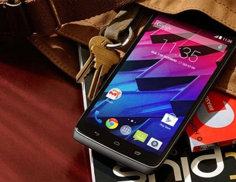 Motorola Moto Maxx launching in India as 'Moto Turbo': Report
