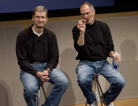 Apple CEO Tim Cook once offered a part of his liver to a dying Steve Jobs, 'Becoming Steve Jobs' excerpts reveal