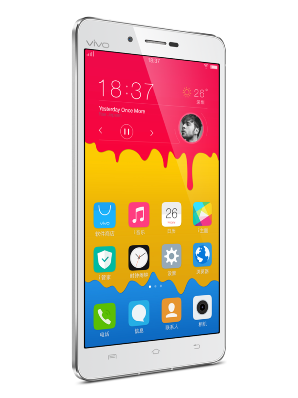 Vivo releases X5Max+ with larger battery at MWC 2015, promises to solve the overheating and battery issue