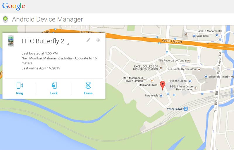Now You Can Google Find My Phone To Locate Your Missing Android