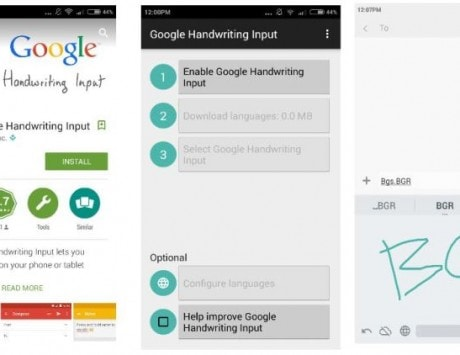 Google's new keyboard lets you handwrite messages, supports 82 languages including Hindi
