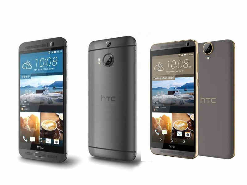 HTC One M9+ vs HTC One E9+: Here's what's different