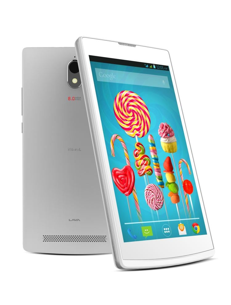 Lava Iris alfa L launched for Rs 8,000, features a 5.5-inch display and runs on Android Lollipop