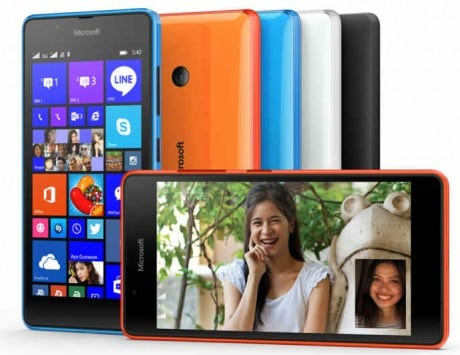 Microsoft Lumia 540 dual-SIM launched for $149, to arrive in India in May: Specifications, features