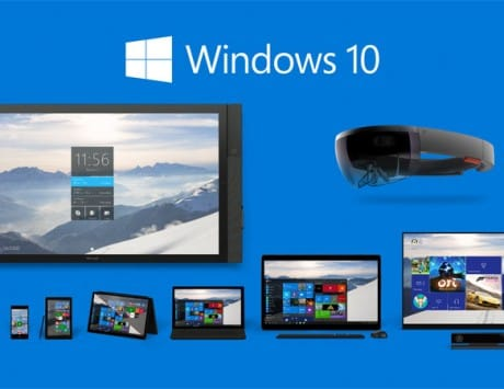 Microsoft sees Windows 10 running on a billion devices in next couple of years