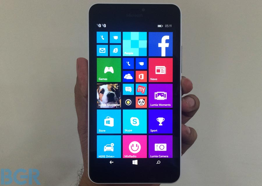 Microsoft Lumia 640, Lumia 640XL: Hands-on and first impressions