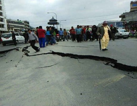 Nepalis trend #GoHomeIndianMedia on Twitter to protest India's insensitive earthquake coverage